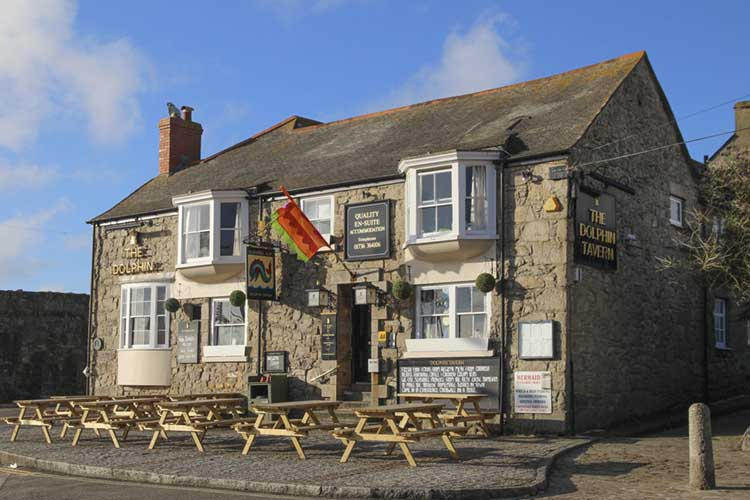 [Penzance - The Dolphin Tavern]
