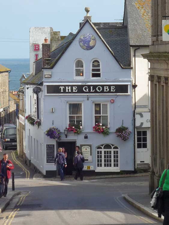 [Penzance - The Globe Pub]