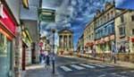 [Penzance - Market Jew Street, Looking Up]