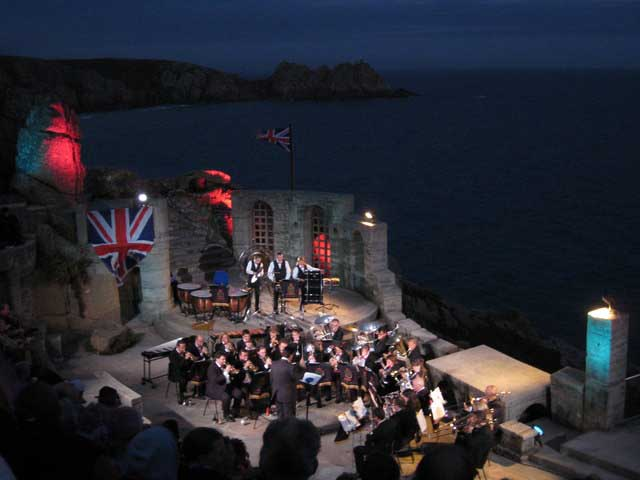 [Minack Theatre, Last Night of The Proms]