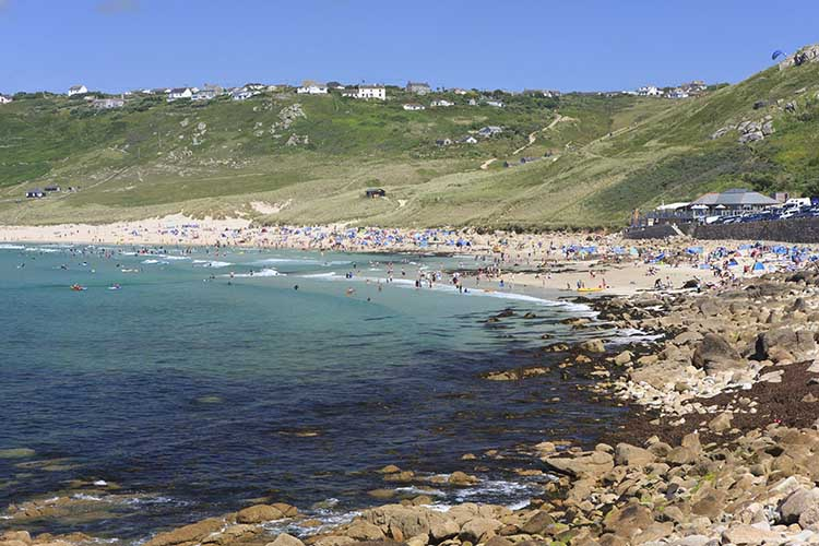 [Sennen Cove, Cornwall - Beach #2]