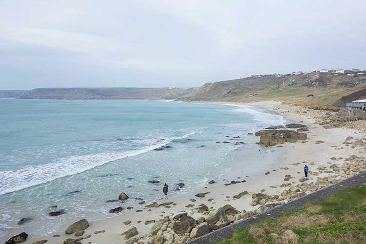 [Sennen Cove, Cornwall - Beach #3]