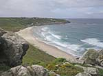 [Sennen Cove - Beach from the North]