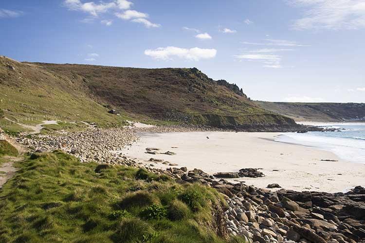 [Sennen Cove, Cornwall - Gwynver Beach #2]