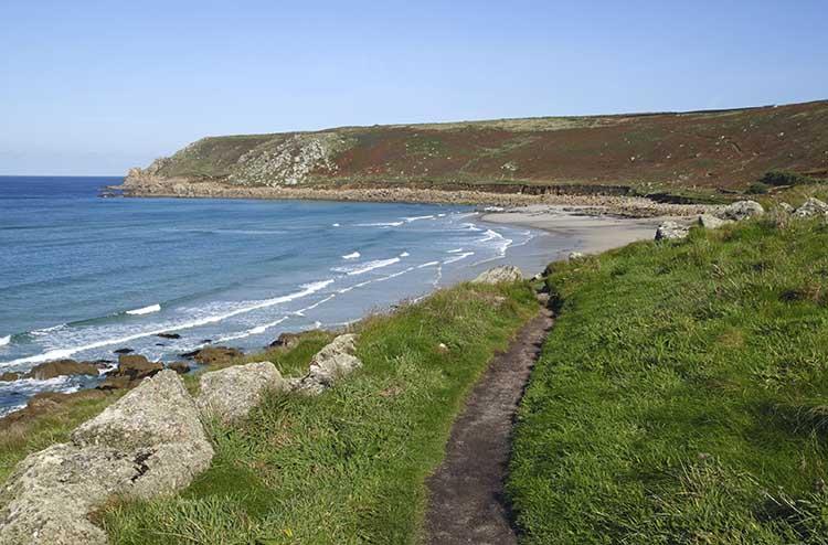 [Sennen Cove, Cornwall - Gwynver Beach #3]