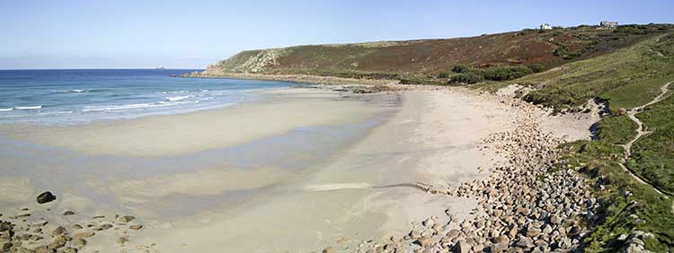 [Sennen Cove, Cornwall - Gwynver Beach #4]