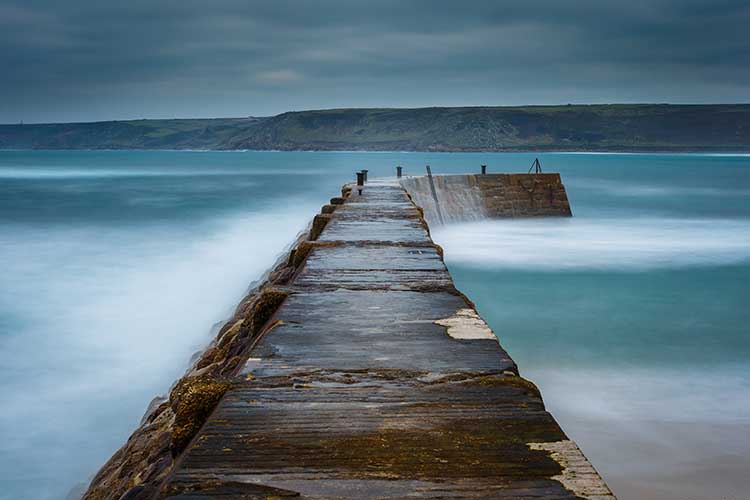 [Sennen Cove, Cornwall - Jetty]