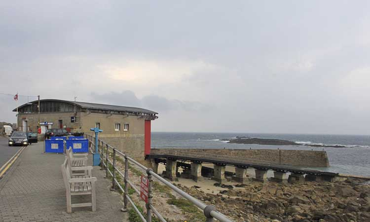 [Sennen Cove, Cornwall - Lifeboat Station #2]
