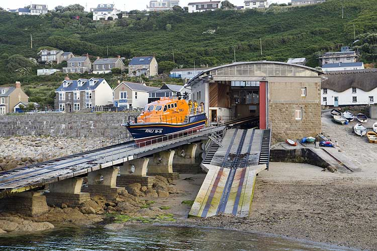 [Sennen Cove, Cornwall - Lifeboat Station #3]