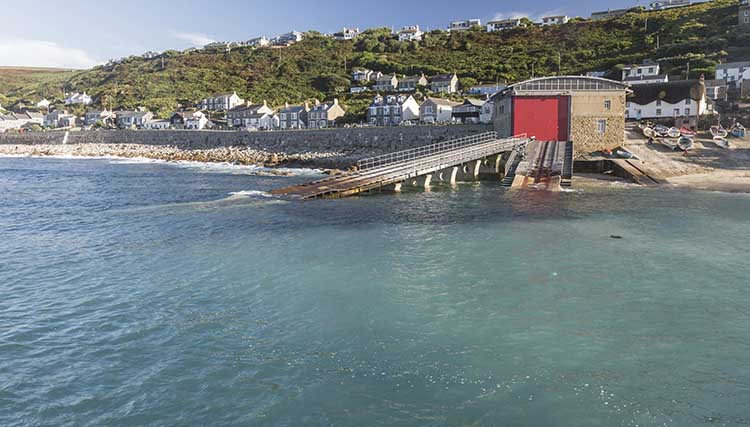 [Sennen Cove, Cornwall - Lifeboat Station]