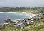 [Sennen Cove - Rig in the Harbour]