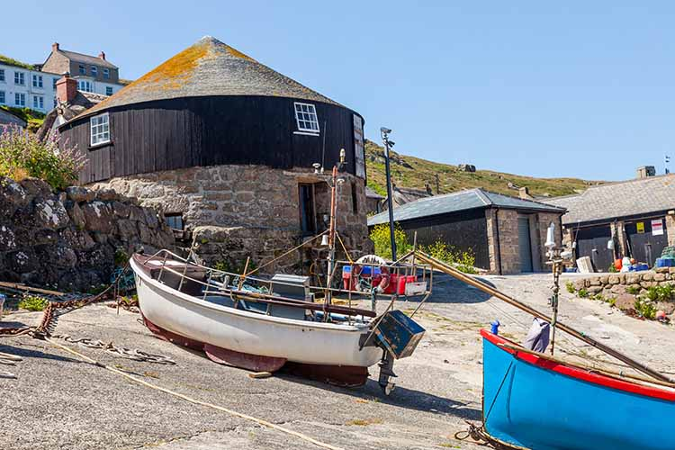 [Sennen Cove, Cornwall - Roundhouse Gallery]