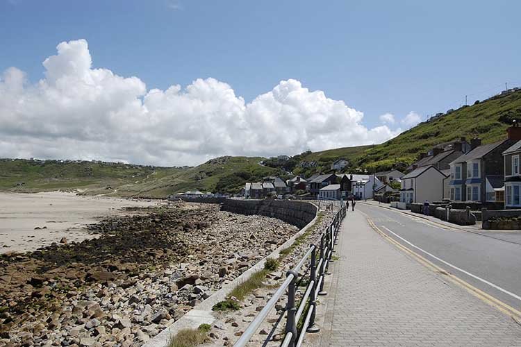 [Sennen Cove, Cornwall - Seafront]