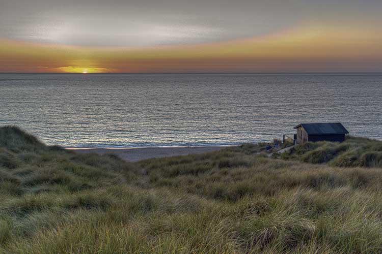 [Sennen Cove, Cornwall - Sunset]