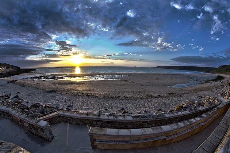 [Sennen Cove, Cornwall - Sunset #2]