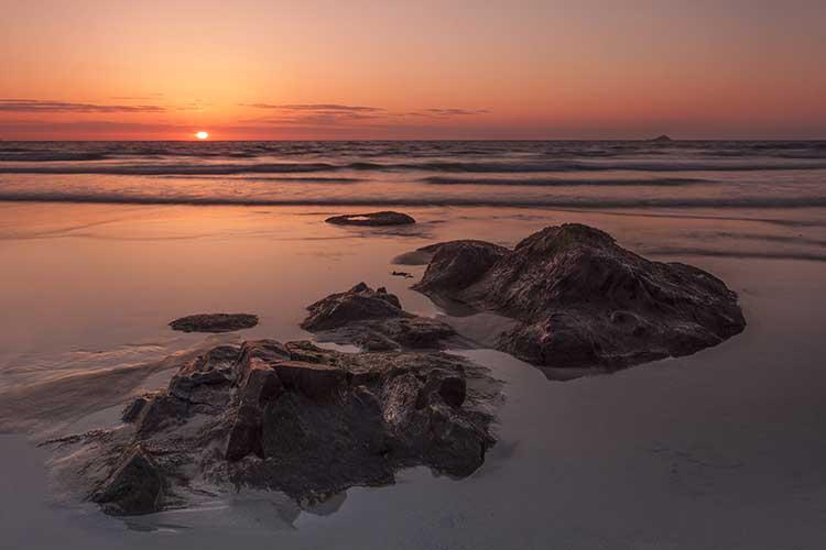 [Sennen Cove, Cornwall - Sunset #3]