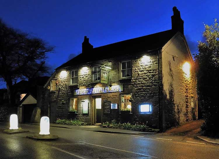 [St Ives, Cornwall - The Cornish Arms]