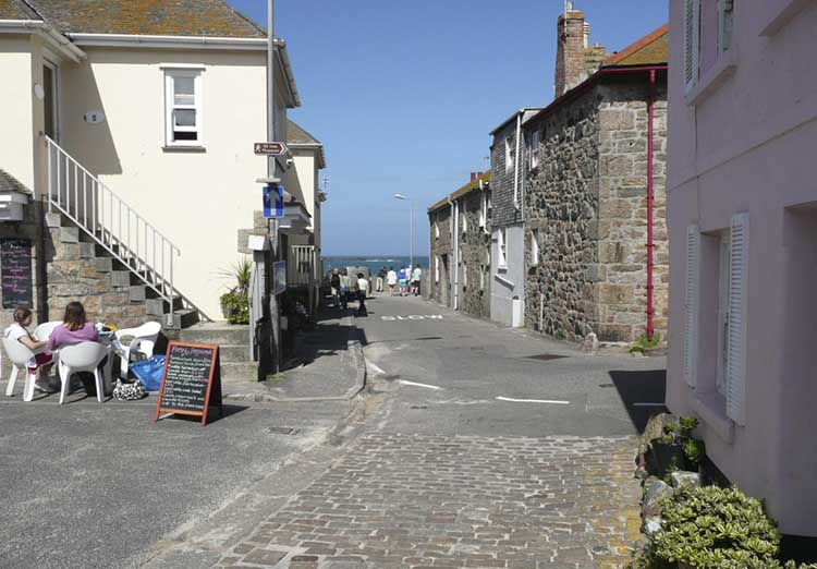 [St Ives - The Digey]