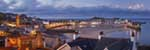[St Ives Dusk Panorama]