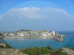 [St Ives Cornwall - Photo from the Malakoff]