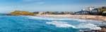 [St Ives - Porthmeor Beach Panorama]
