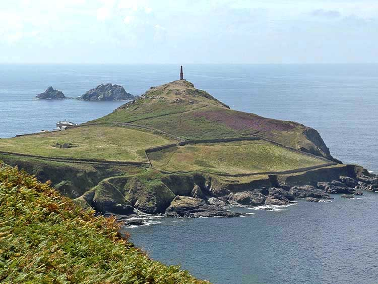 [Cape Cornwall Headland]