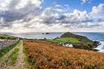 [St Just - Coast Path to Cape Cornwall]