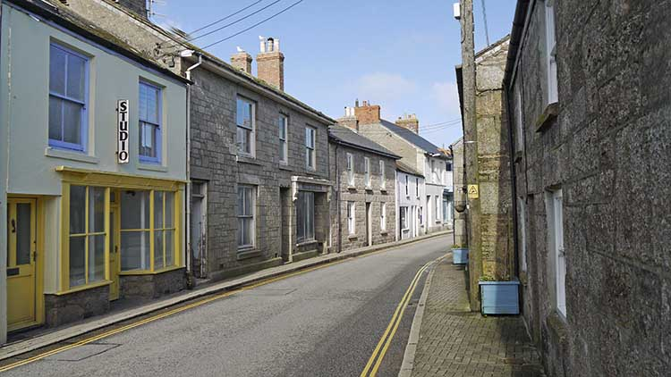 [St Just - Fore Street]