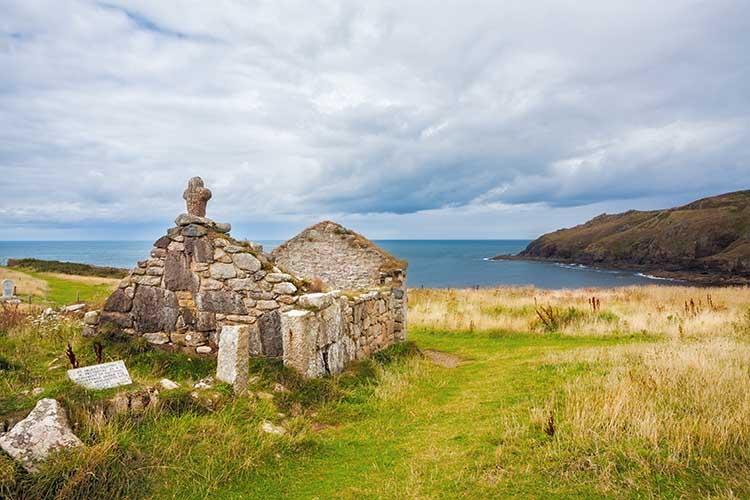 [Cape Cornwall - St Helen's Oratory, Chapel Ruin]