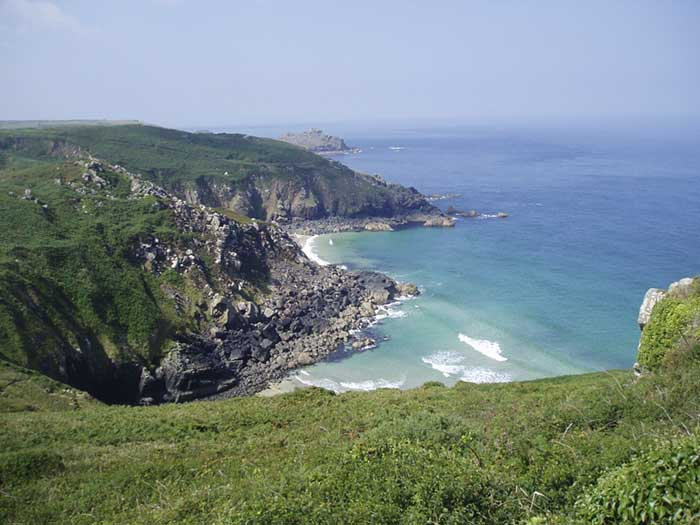 [Pendour and Veor Coves, Zennor]