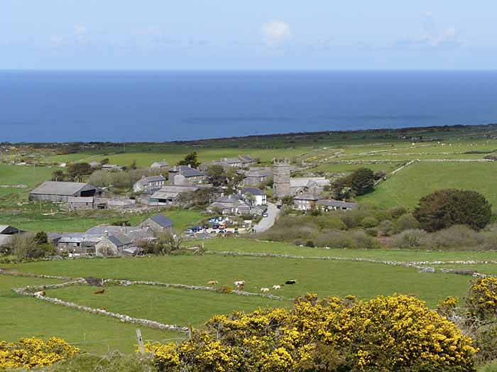[Zennor from Trewey Hill]