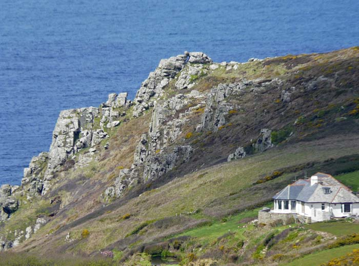 [Zennor Head from Trewey Hill]