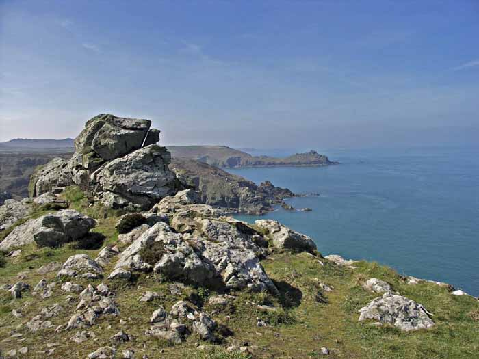 [Zennor Head, Cornwall]